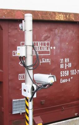 IDENT – wagon identification UIC number or RFID