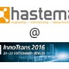 InnoTrans 2016, Berlin